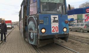 Өскеменде автобустар трамвайларды уақытша алмастырады