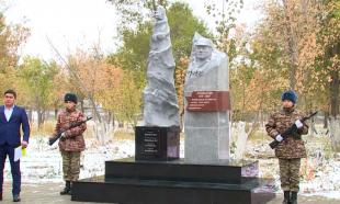 Қарағанды облысында Ауған соғысы ардагерлеріне ескерткіш қойылды