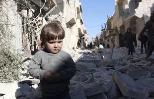 Шығыс Алеппода өткен жұмадан бері 100-ге жуық бала қаза тапқан