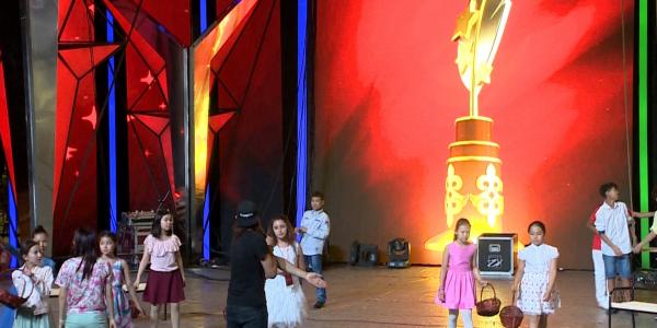 Завершается подготовка к церемонии вручения национальной премии «Үркер»