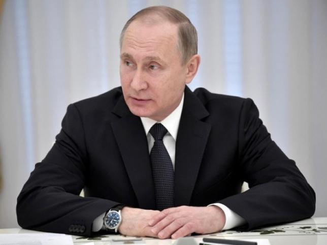 В.Путин посетит церемонию открытия ЭКСПО-2017