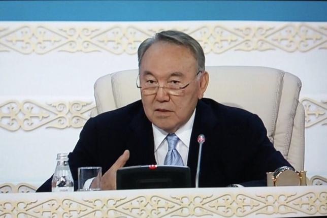 В Астане проходит XXV сессия Ассамблеи народа Казахстана с участием Н.Назарбаева