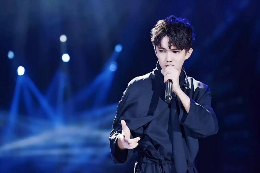 Димаш Кудайбергенов вышел в финал китайского телешоу «I am a Singer»