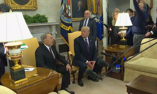 Новый внешнеполитический сезон Главы государства стартовал в США