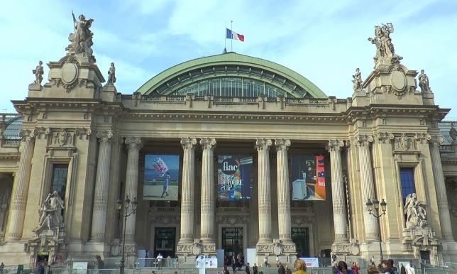 Выставка известного французского художника пройдет в Астане