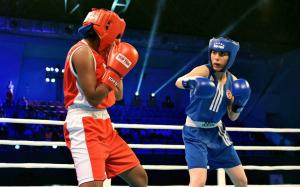 Қазақстандық 8 боксшы қыз әлем чемпионатының ширек финалына шықты