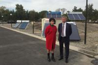 Казахстан и Узбекистан обсудили сотрудничество в области генерации солнечной энергии