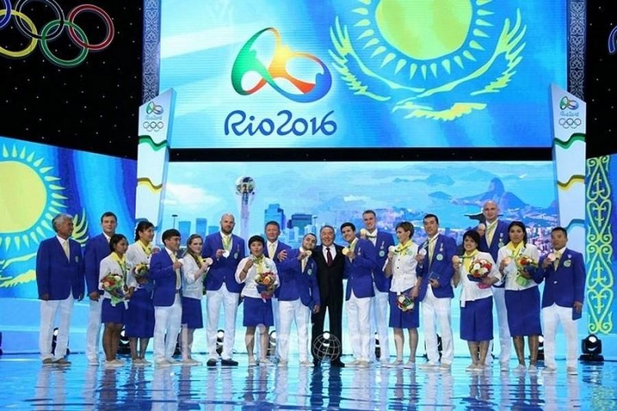 Н.Назарбаев Рио Олимпиадасының чемпиондарын II дәрежелі «Барыс» орденімен марапаттады