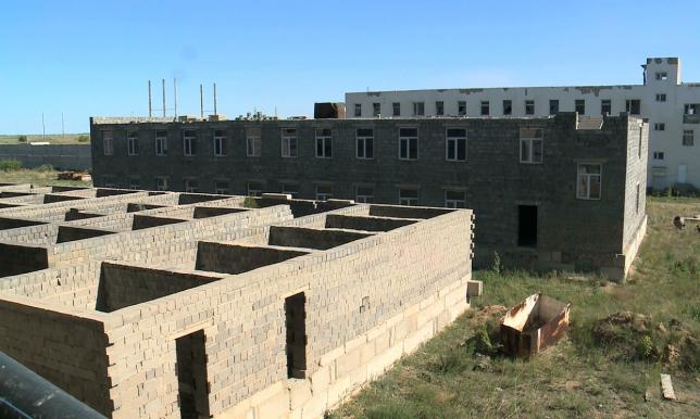 Павлодарские власти вновь не смогли продать недостроенную тюрьму