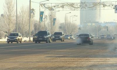 Астанадағы көше атауларының 90 пайызы қазақыланды