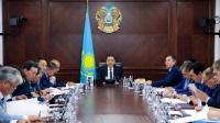 В Правительстве рассмотрели ход реализации проектов по программе «Нұрлы жол»