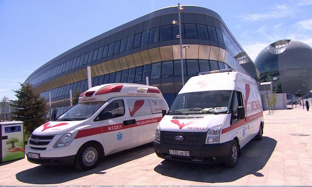За период проведения EXPO 2017 за медпомощью обратилось почти 9 тыс. человек