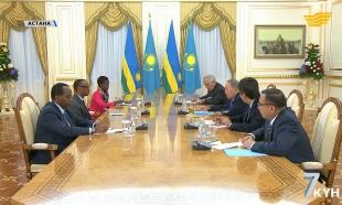 «Жеті күн». Елбасы БҰҰ Бас Ассамблеясының сессиясына қатысады. Руанда Президенті келді. Құрбан айт мерекесі