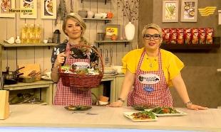 «Магия кухни». Гость: певица, телеведущия Ксения Сухомазова