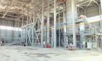 Завод по производству мраморной муки открылся в Жамбылской области