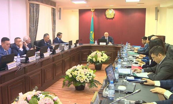 Заседание высшего судебного совета РК прошло в Астане
