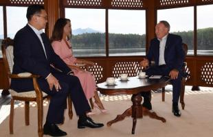 Обзор интервью Президента РК Нурсултана Назарбаева