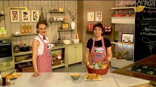«Магия кухни». Гость: актриса Аружан Саин