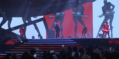 Звезды мировой эстрады выступили на ежегодном фестивале «Астана дауысы»