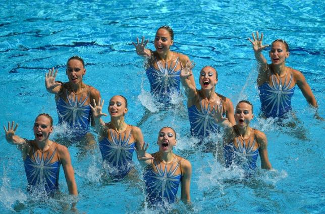 Синхронное плавание переименовано в артистическое
