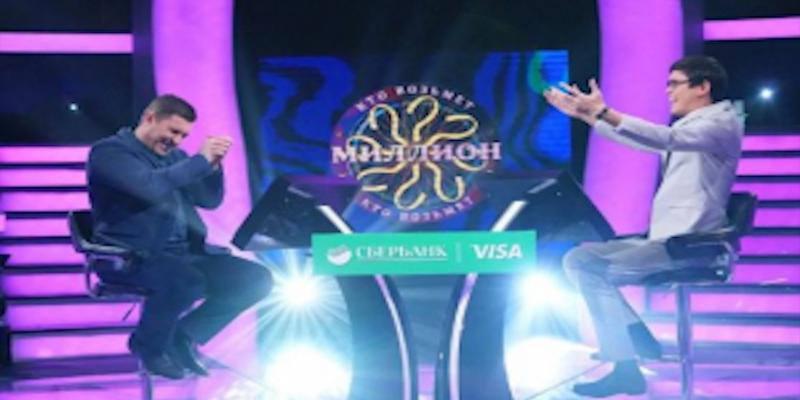 Казахстанец выиграл 10 млн тенге в шоу «Кто возьмет миллион?»