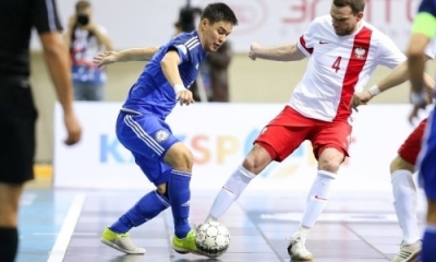 Определилось расписание сборной Казахстана на ЕВРО-2018