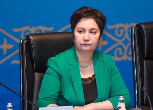 Г.Абдыкаликова обсудила с Д.Рубиным деятельность еврейской общины в Казахстане