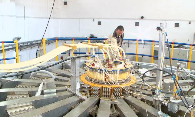 ШҚО-да отандық термоядролық «токамак» қондырғысы іске қосылды