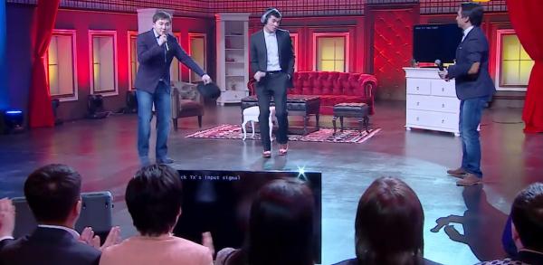 Бейбіт Көшқалиев бірінші рет жай музыкаға биледі