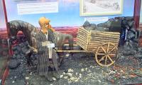 В Караганде открылся музей в шахтной лаве