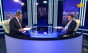 «Бетпе-бет». Председатель Национального Банка РК Данияр Акишев