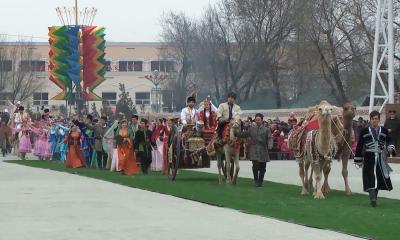 Состоялось закрытие года «Туркестан - культурная столица тюркского мира»