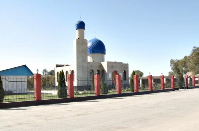 Предприниматели Алматинской области благоустраивают аулы