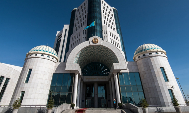 К.Токаев переизбран председателем Cената