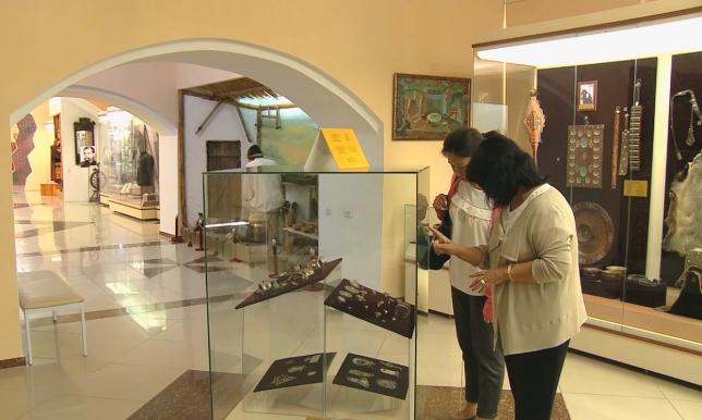 Историко-краеведческий музей Павлодарской области пополнился новыми экспонатами