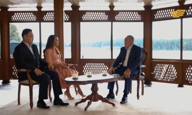 Арнайы шығарылым. ҚР Президенті Нұрсұлтан Назарбаевтың «Хабар» Агенттігіне сұхбаты