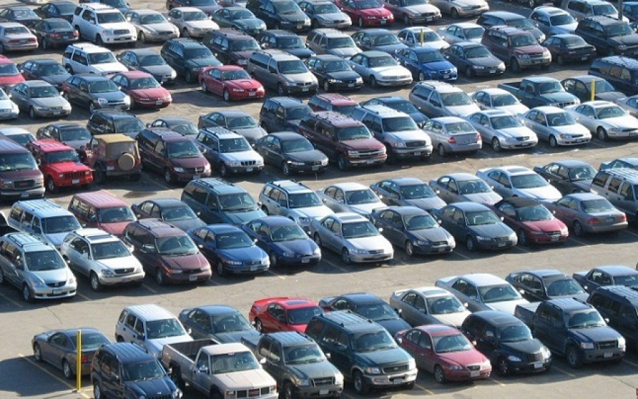 Ежедневно на штрафстоянку в Астане доставляют до 20 автомобилей