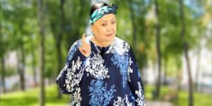 Газиза Абдинабиева стала детективом