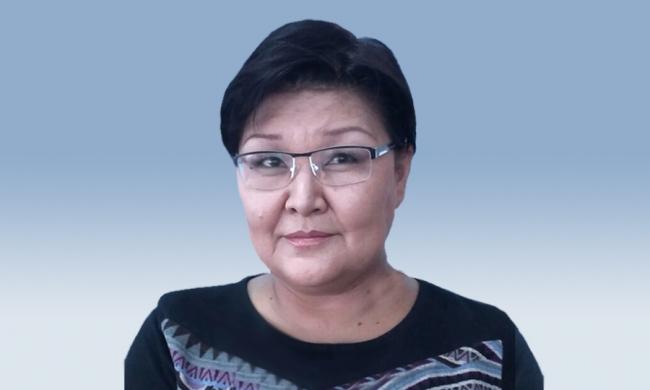 Алма Оразбаева