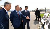 Мемлекет басшысы Алматы халықаралық әуежайының даму жоспарымен танысты