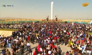 «Жеті күн». Празднование 550-летия Казахского ханства