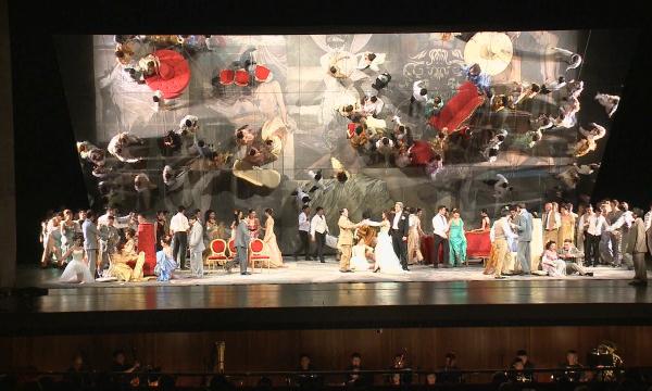 «Астана Опера» ұжымы Жаңа жыл мерекесі қарсаңында түрлі қойылымдар ұсынады