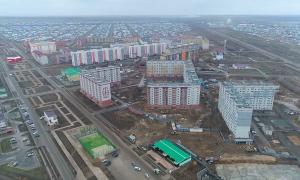 Темпы строительства в ЗКО выросли на 20%