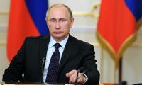 Владимир Путин Астана процесіне қатысты Мемлекет басшысы Нұрсұлтан Назарбаевқа алғыс білдірді