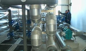 Шымкентте биогаз қондырғысы іске қосылды