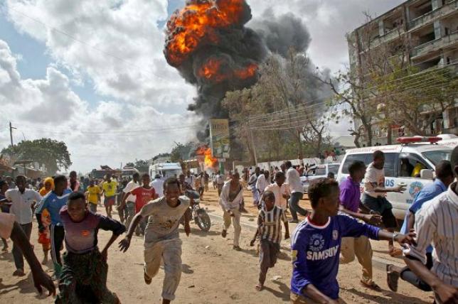 Сомалиде жарылыс құрбандарының саны артты