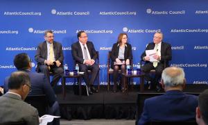 Итоги официального визита Президента РК в США обсудили в Вашингтоне