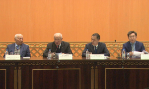 Рухани жаңғыру: развитие казахстанской науки