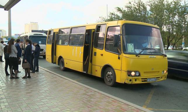 Атырауда қалаішілік автобустардың тасымалы өзгереді