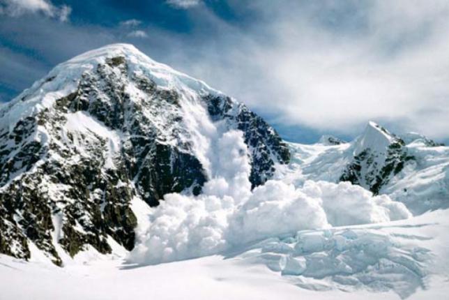 Опасность схода лавин сохраняется в ряде областей Казахстана